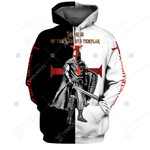 The rise of the Knight Templar 3D Full Printing