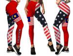 Malaysia Legging Full Printing