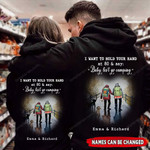 Personalized Hoodie Camping Lovers PHT