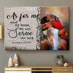 As For Me And My House We Will Serve The Lord QTD-15DD08