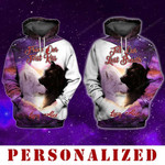 Personalized Till Our Last Breath Couple Wolf Hoodies 3D Full Printing NVL
