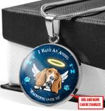 Round Necklace Custom Dog PM-19DQ003