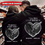 Personalized Till Our Last Breath Custom Names Hoodie Demon And Angel PHT
