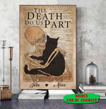 CUSTOM NAME CAT TILL DEATH DO US PART NTP-15SH005