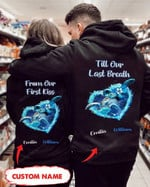 Personalized Till Our Last Breath Turtle Hoodie