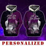 Personalized Till Our Last Breath Couple Dragon Hoodies 3D Full Printing NVL