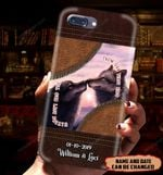 From first kiss till our last breath wolf phonecase NTK-24va003