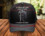 A WARRIOR OF CHIRST Cap KNV-30DD0159