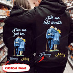 Pesonalized Till Our Last Breath Old Love Hoodie tdh   hqt