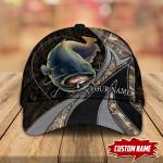 CATFISH FISHING CAMO PERSONALIZED CAP