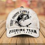 Personalized Fishing Team Classic Cap nla-30tp024