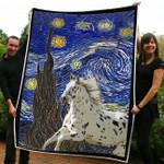 Appaloosa Fleece Blanket ntk-21nq006
