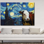 Beef Cattle Canvas 3 Size Template NVL-15DD09