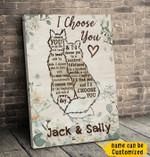 I Choose You Love Wolf QTD-15DD06