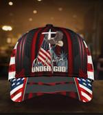 ONE NATION UNDER GOD Cap KNV-30DD0155