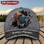 TURKEY HUNTING PERSONALIZED CAP