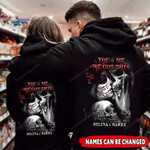 You and me We got this Personalized Hoodie NTT-16VN01