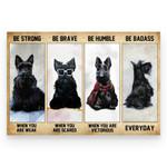 Scottish Terrier  Poster hqt20