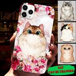 Custom Cat Phone Case HQD-24xt003