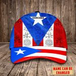 PERSONALIZED NAME  puerto rico Cap KNV-30DD206