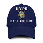 Back The Blue New York City Police Department Cap HTT-30TT002