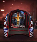 ONE NATION UNDER GOD Cap KNV-30DD0158