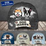 DOG GRANDPA Personalized Dog Cap nla-30tq008