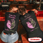Personalized From Our First Kiss Till Our Last Breath Deer T-shirt
