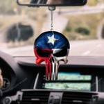 Texas Punisher CAR HANGING ORNAMENT HQT-37CT13