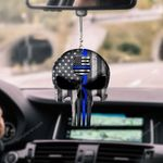 Police Punisher CAR HANGING ORNAMENT HQT-37CT19