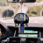 New York City Police Department Punisher CAR HANGING ORNAMENT HQT-37CT21
