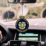 Orlando Police Department CAR HANGING ORNAMEN tdh   hqt-37sh001
