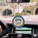 Columbus Division of Police CAR HANGING ORNAMEN tdh   hqt-37sh003