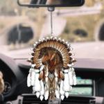 Native American Decor Car Hanging Ornament Ntt-37va006