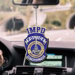 Indianapolis Metropolitan Police Department CAR HANGING ORNAMEN tdh | hqt-37sh010