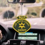Los Angeles County Sheriff's Department CAR HANGING ORNAMEN tdh   hqt-37sh012