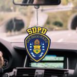 San Diego Police Department CAR HANGING ORNAMEN tdh   hqt-37sh015