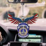 Indianapolis Metropolitan Police Department CAR HANGING ORNAMEN tdh   hqt-37TP035
