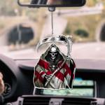 Alabama Skull CAR HANGING ORNAMEN tdh   HQT-37TP038
