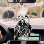 Massachusetts Skull CAR HANGING ORNAMEN tdh   HQT-37TP040