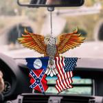Confederate CAR HANGING ORNAMENT HP-37HL003