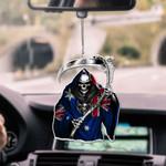 Australia Skull CAR HANGING ORNAMEN tdh | HQT-37TP048