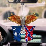 Confederate CAR HANGING ORNAMENT HP-37HL006