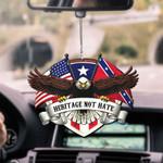 Confederate CAR HANGING ORNAMENT HP-37HL009