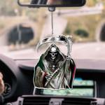 Mexico Skull CAR HANGING ORNAMEN tdh | HQT-37TP050