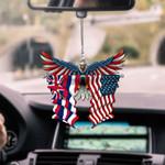 Hawaii Eagle CAR HANGING ORNAMEN tdh   HQT-37TP054