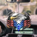 American Eagle CAR HANGING ORNAMENT HP-37HL019