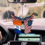 New York Eagle CAR HANGING ORNAMEN tdh | HQT-37TP060