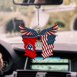 Tennessee Eagle CAR HANGING ORNAMEN tdh   HQT-37TP061