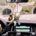 Baseball CAR HANGING ORNAMEN tdh | hqt-37sh021